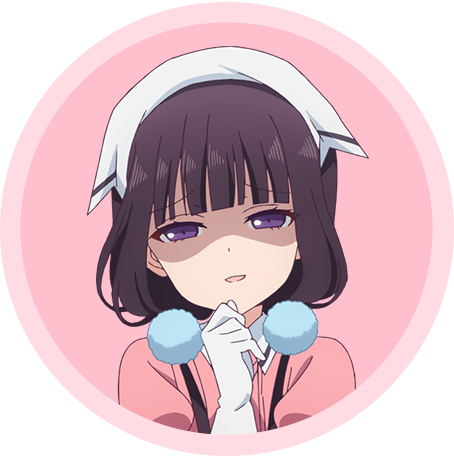 character アニメ ブレンド s 公式サイト
